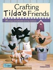 Crafting Tilda's Friends by Tone Finnanger | Paperback Book | 9780715336663 | NE