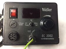 Weller EC2002 EC 2002 Power Unit  220 V electronics Soldering station