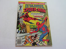 Peter Parker, The Amazing Spider-Man #1 Dec 1976 Silky Smooth Copy! Very Fine-