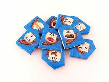 Settlers of Catan 5e Replacement Game Pieces Sea Harbor / Port Token Set 9pc