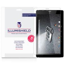 iLLumiShield Screen Protector w Anti-Bubble 2x for Micromax Canvas Tab P666