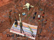 Jack Sparrow  Dead Men Tell No Tales Costume Wig Upgrade Trinket Set