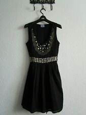 Fabulous OASIS embellished black dress, 12