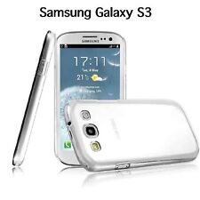 Samsung Galaxy S3 i9300 SIII crystal clear thin hard case BUY 2 GET A 3rd FREE