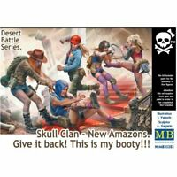 Masterbox 1:35 scale kit - Skull Clan - New Amazons, Give it Back! MAS35202