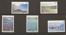 AAT 1985 68-72. landscapes  mnh**