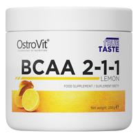 BCAA / Branch Chain Amino Acids 2:1:1 / 200g Powder Orange / Muscle Building