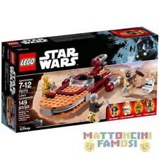 Giochi di costruzione Luke Skywalker con inserzione bundle