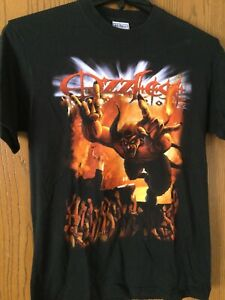 Ozzfest - 2002. Black Shirt.  M(40).