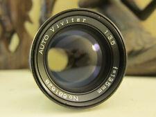 Vivitar 135mm 1.3.5 telepohoto lens for Nikon