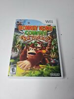 Donkey Kong Country Returns (Nintendo Wii, 2010) *COMPLETE*