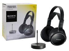 Sony MDR-RF810RK Kopfbügel Kabellos Kopfhörer - Schwarz