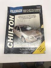 Volkswagen Golf/Jetta/Cabrio, 1999-2002-ExLibrary