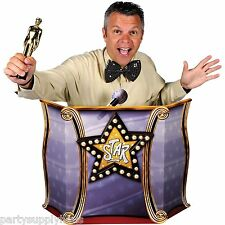 Hollywood STAR PODIUM STAND UP Award Night Photo Prop PARTY DECORATION