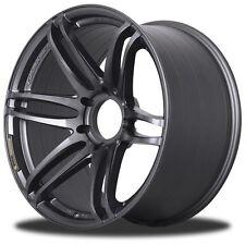 Cosmis Wheels MRII Matt Gunmetal 20x9.5 +15 and 20x10.5 +20 pcd 5-114.3
