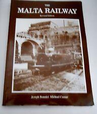 THE MALTA RAILWAY  BONNICI CASSAR PB