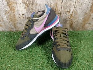 Retro Nike Internationalist Trainers UK 6  EUR 40 Suede and Fabric Sneakers