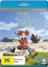 Mary And The Witch's Flower (Blu-ray, 2018)