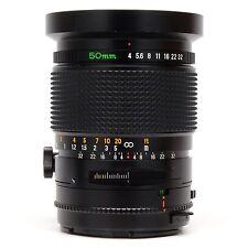 Mamiya 50mm f4.0 Tilt Shift Lens SN 16841 Boxed