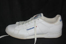 Reebok Classic alta qualità in pelle men's formatori Taglia UK 7 EUR 40,5