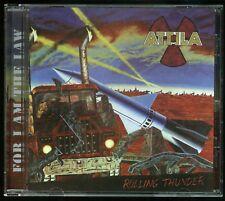 Attila Rolling Thunder CD Grim Reaper Riot Twisted Sister The Rods Krokus