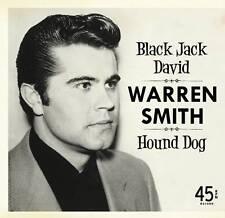 WARREN SMITH Black Jack David- Hound Dog - Live Rc Limit. Edt. 45 SUN Rockabilly