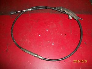 Buell Clutch Cable