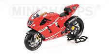 1:12 Minichamps Ducati Desmosedici Loris Capirossi 2007 Moto GP EXTREMALY RARE