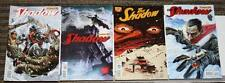 Dynamite The Shadow # 21 COMPLETE FOUR COVER SET - Ross, Francavilla Benson