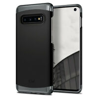 Galaxy S10/ S10 Plus/ S10e Ciel [Colene] Gunmetal Slim Protective Cover Case