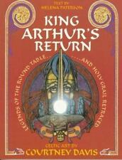 King Arthur's Return: Legends of the Round Table and Holy Grail-ExLibrary