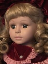 Highly Active Spirit Haunted Doll ~ Paranormal Apparition ~ Ruby