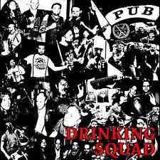 Drinking Squad - Pub CD Cardboard Oi Punk Stomper 98 Broilers Pöbel & Gesocks