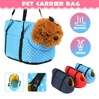3 Color Pet Carrier Purse Dog Cat Travel Bag Puppy Outdoor Handbag Cage