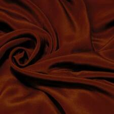 "0.5 yards 45"" wide 12mm crepe de chine silk dress fabric wine for sale online"