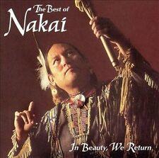 NEW In Beauty, We Return (Audio CD)