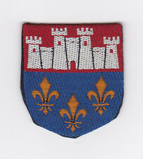 SCOUTS OF FRENCH - FRANCE ROMAN CATHOLIC SCOUT (PRO) SAINT-LOUIS Patch ~ SCARE