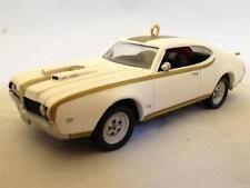 1969 Hurst Oldsmobile 442 - 1997 Hallmark Ornament, CLASSIC AMERICAN CARS