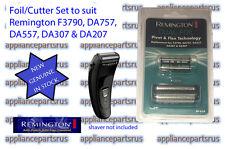 Remington Replacement Foil/Cutter SP62A - NEW - GENUINE - F3790, DA207, DA307