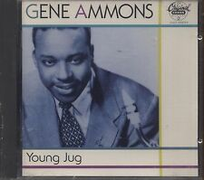 GENE AMMONS - Young jug - CD 1994 NEAR MINT CONDITION