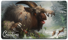 StarCityGames Creature Collection Playmat - Tarmogoat *SCG* MTG Pokemon