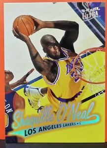 Shaquille O'Neal regular card 1996-97 Fleer Ultra #204