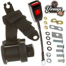 MG MGB Roadster Classic 3 Point Front Fully Automatic Seat Belt Kit