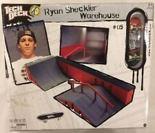 Tech Deck Ryan Sheckler Warehouse  Ramps #05