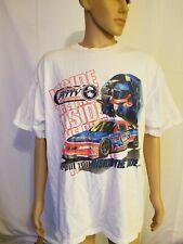 Rare Vintage Richard Petty Racing Experience Tee Shirt Nascar Double Sided XL/2X