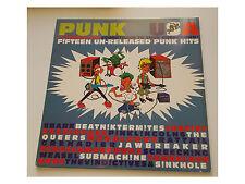 Punk USA - LP - Lookout 77 - Screeching Weasel Jawbreaker The Queers