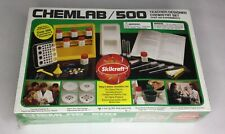 Chemlab 500- Designed Chemistry Set >500 STEM activities home school learning