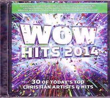WOW Hits 2014 2CD Box Classic Christian Rock Pop CASTING CROWNS CHRIS TOMLIN