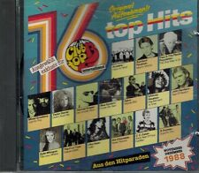 11/88 CD 16 TOP HITS Inernational Hits Club Top 13