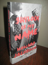 1st Edition SHYLOCK IS MY NAME Howard Jacobson ADVANCE Uncorrected Proof ARC